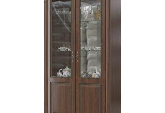 Шкаф 2-х дверный Да Винчи ГД-04 орех