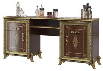 Стол туалетный орех Мэри мебель
