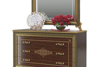 Комод Версаль орех Мэри мебель