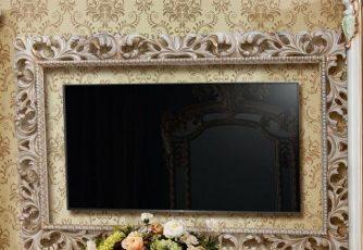 Рамка TV Шейх ГШ-08 слоновая кость