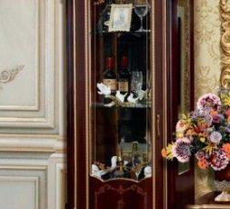 Шкаф 1-дверный Шейх ГШ-01 (левый) орех