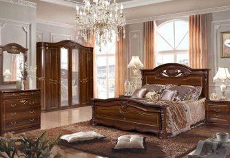 Спальня Сорренто орех