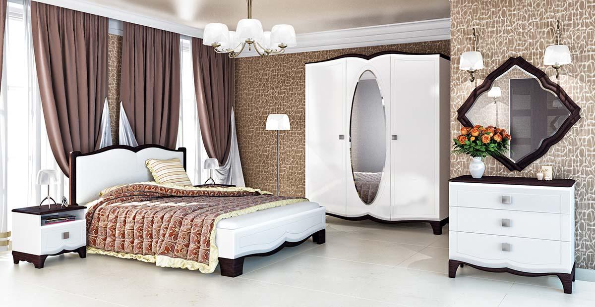 Спальня Тиффани Неман