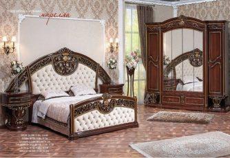 Спальня Марелла орех