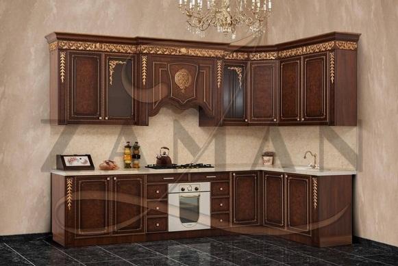 Кухня Венеция угловая 3,3 караваджо Буденновская МК