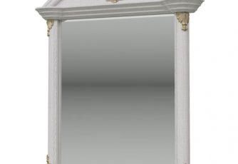 Зеркало Да Винчи СД-06 слоновая кость