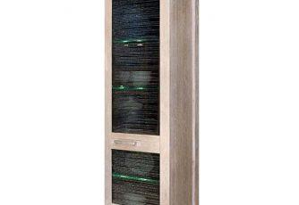 Шкаф с витриной Мишель ВМФ-6631-01