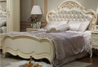 Кровать Милано MK-1846-IV