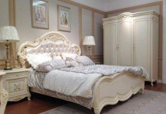 Кровать Милано MK-1830-IV