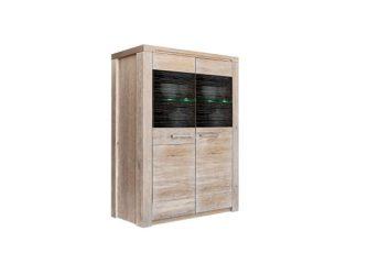 Шкаф с витриной Мишель ВМФ-6632