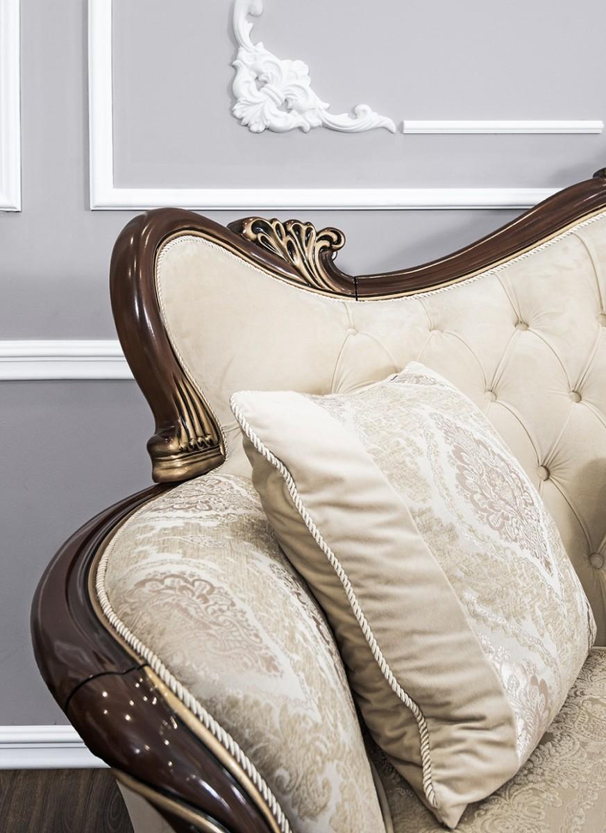 Комплект мягкой мебели Джоконда караваджо глянец