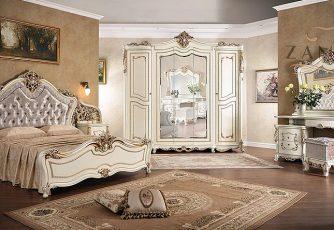 Спальня Эсмеральда крем