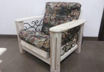 Кресло Викинг 02 браширование