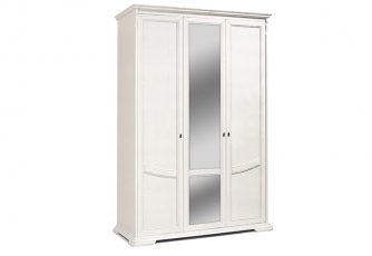 Шкаф Лика ММ-137-01 белая эмаль