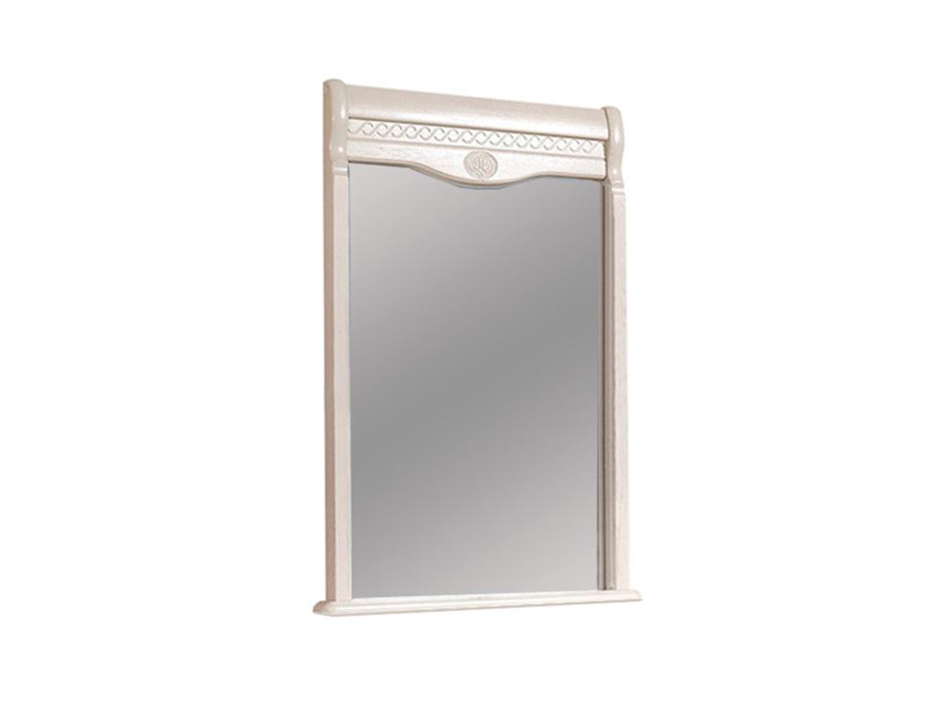 Зеркало Лика ММ-137-05 белая эмаль