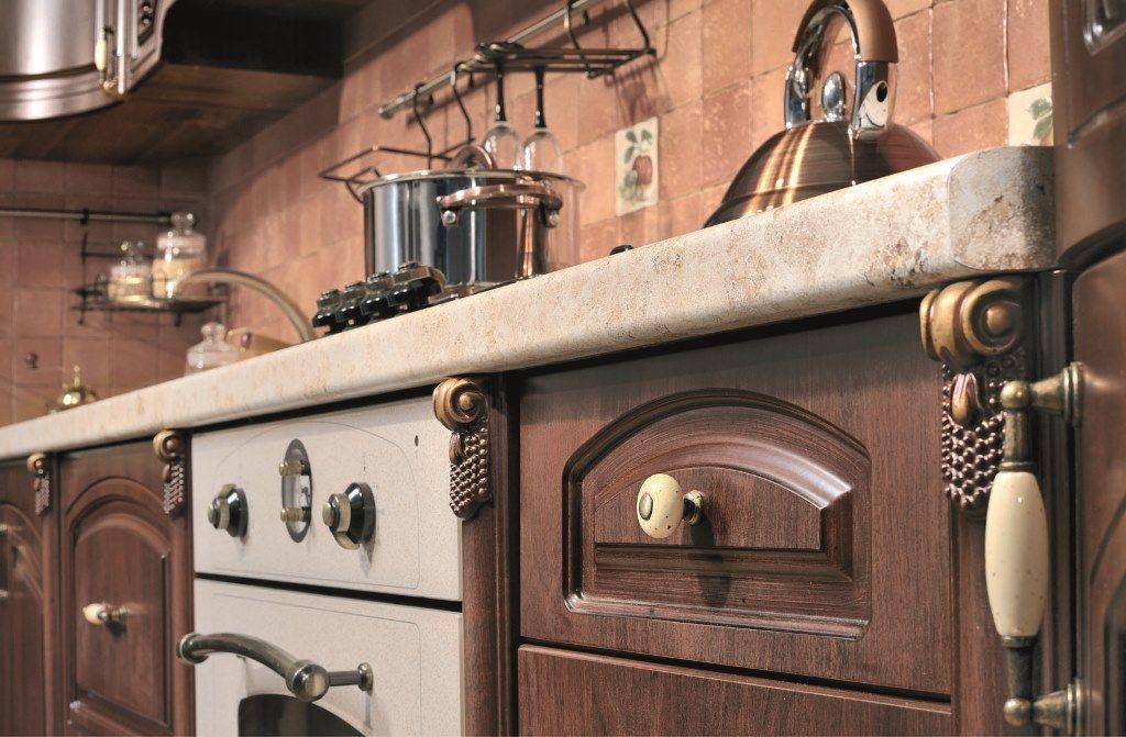 Кухня Марлен угловая