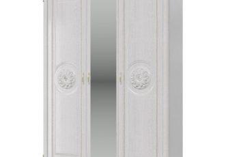Шкаф 3-х дверный Да Винчи СД-09 слоновая кость