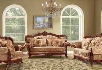 Мягкая мебель Милорд Голд 930