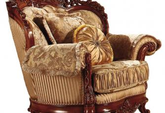 Кресло 930 Милорд Голд