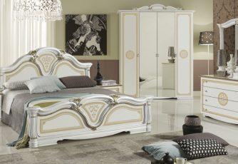 Спальня Гретта золото