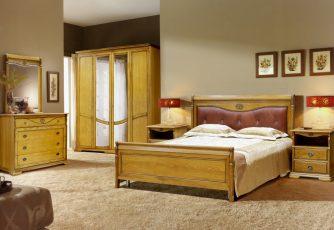 Спальня Лика медовый дуб