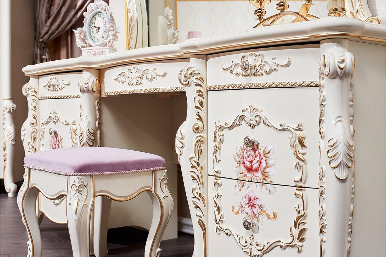 Туалетный стол Венеция классик Арида Мебель