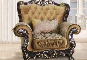 Кресло Прометей орех
