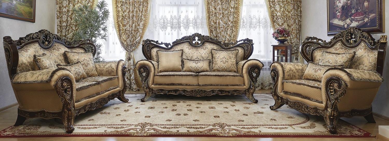Комплект мягкой мебели Лорд
